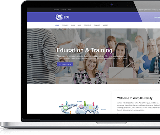 Edu WordPress Theme
