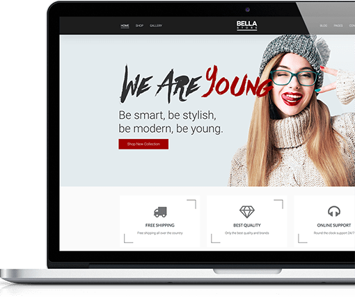 Shoping Joomla Template