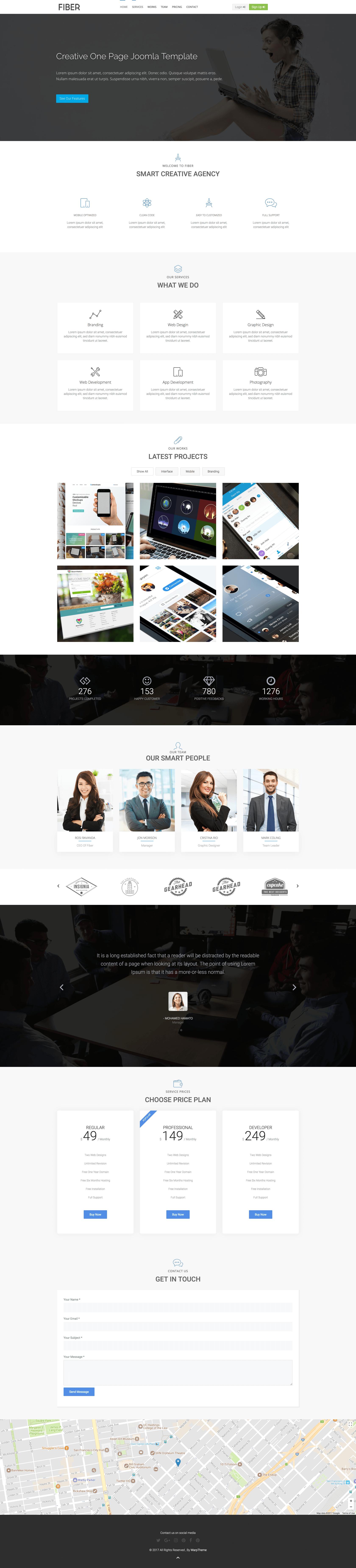 WT Fiber Documentation • WarpTheme