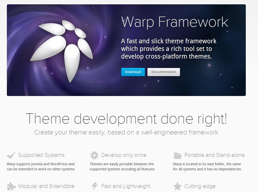 Warp 7 Framework