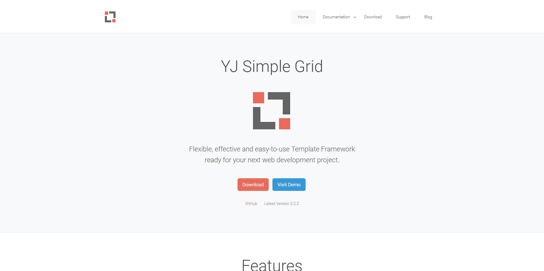YJSG Template Framework