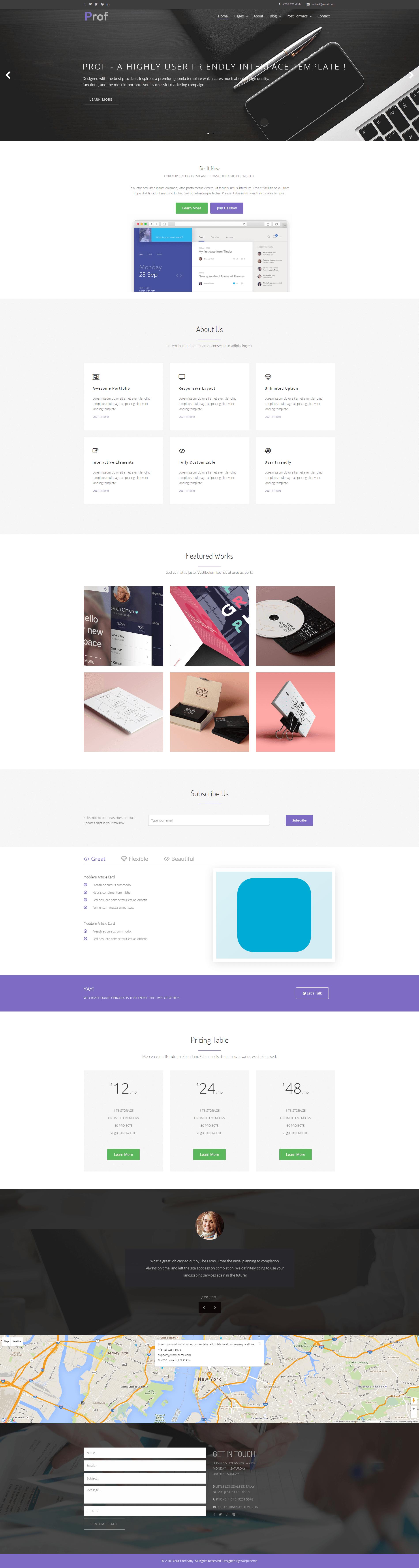 prof-violet