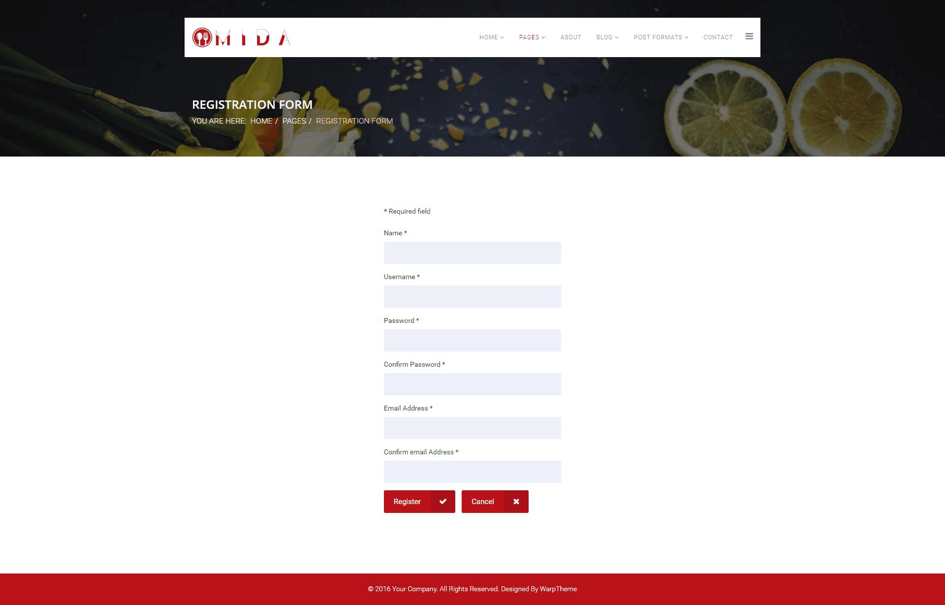 mida-registration-form