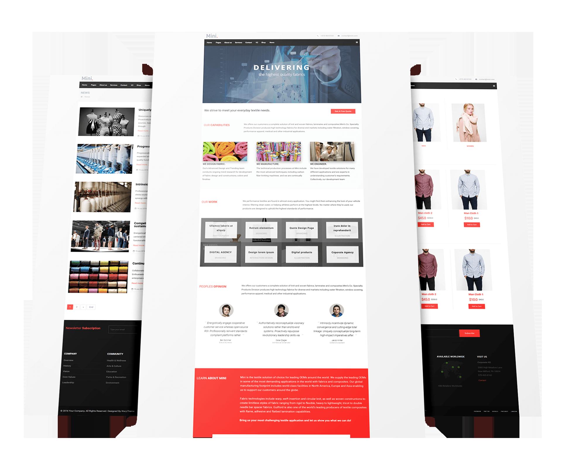 10 best responsive joomla ecommerce templates 2016.