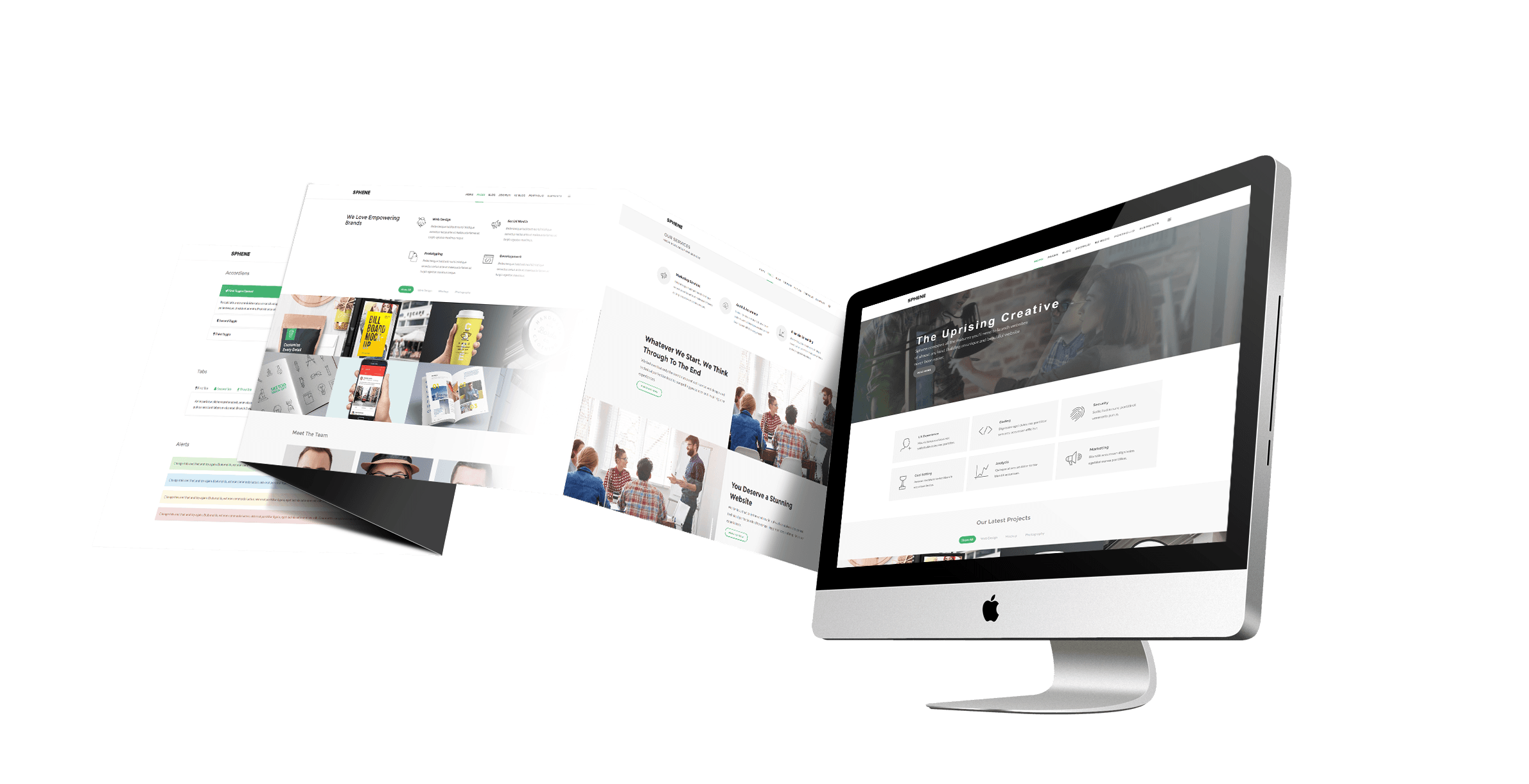 Multi-Purpose Joomla Template