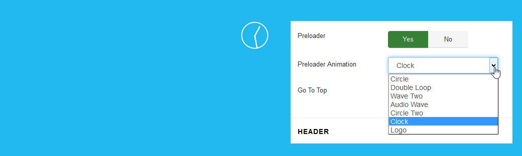 Helix3 preloader