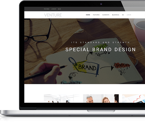Handcrafted Websites