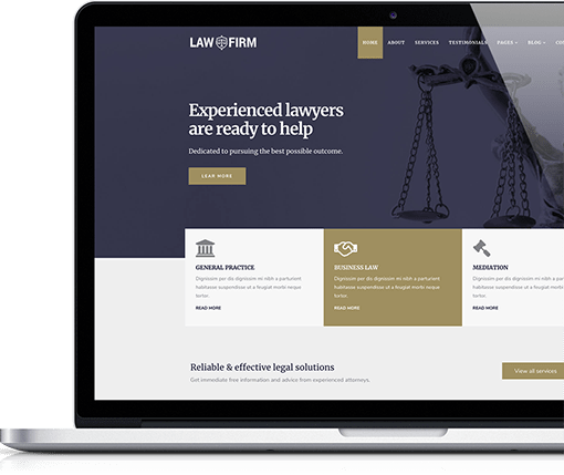 wt lawfirm law firm lawyer joomla template