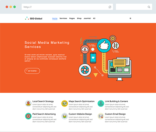 SEO, Digital Marketing Agency
