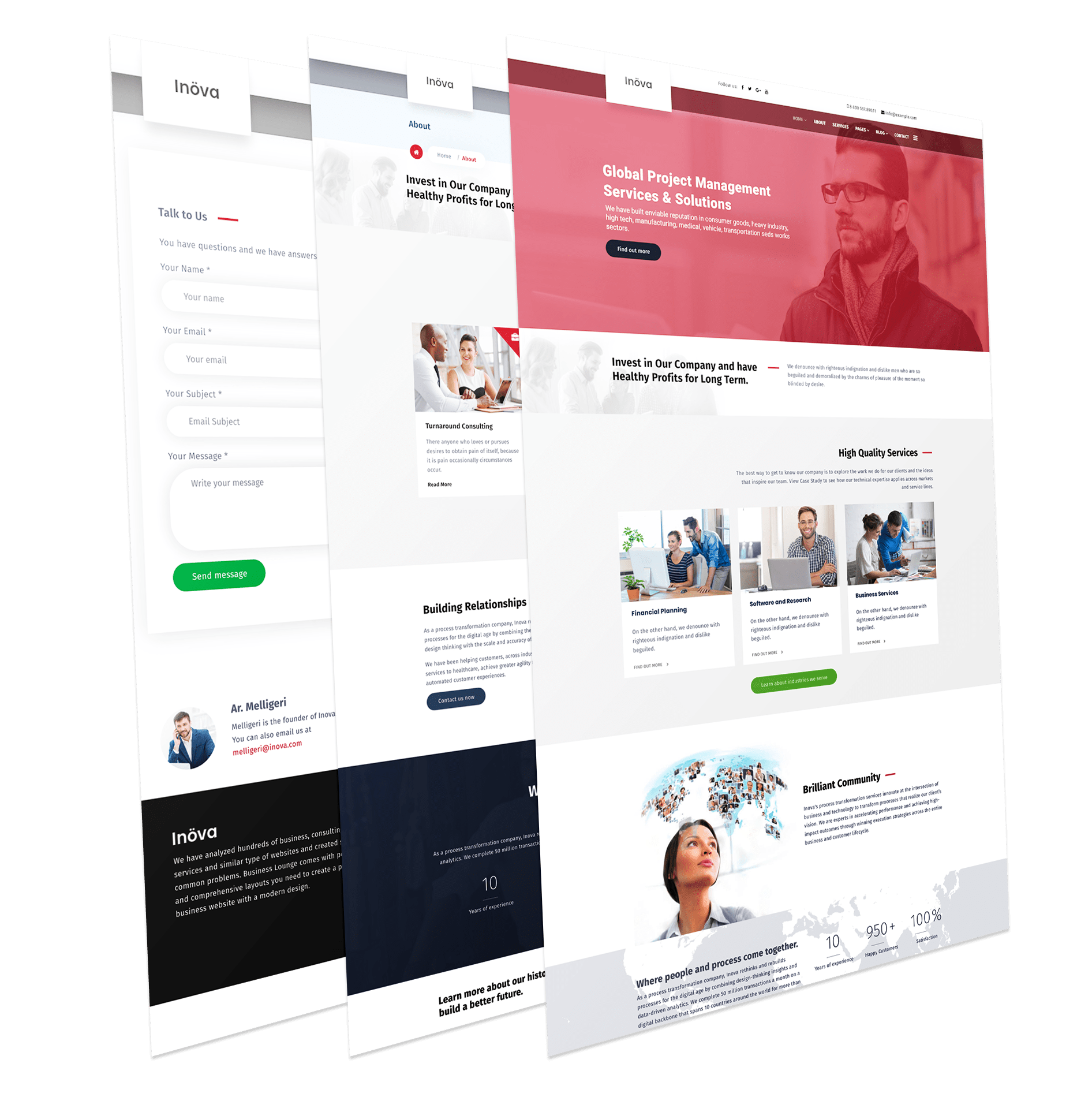 Helix Ultimate Joomla Template